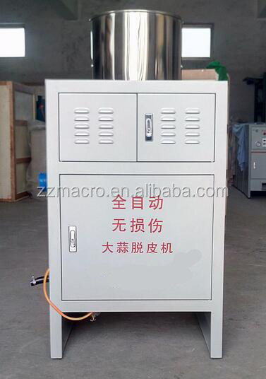 Factor Price Industrial Automatic Fruit Vegetable Garlic Onion Cassava Processing Peeling Machine For Sale