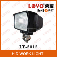 NEW 6'' 12V 35W/55W Super Bright HID Work Light, IP67 Auto HID Work Light, HID Heavy Duty Truck