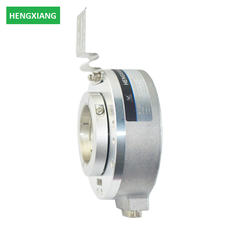 100mm Rotary10000 pulse encoder incremental rotary encoder rv158n-011k1r61n-01024