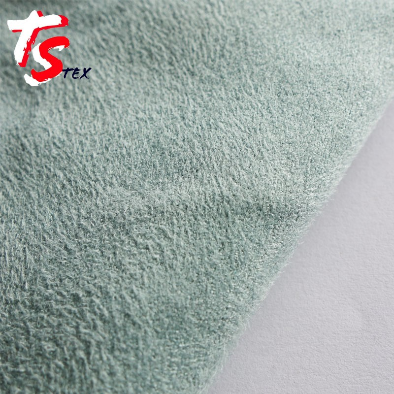 hot product washable faux suede creative fabric manufacturer