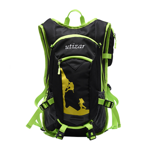 cycling reflective backpack hydration backpack hydration pack for cycling running camping skiing