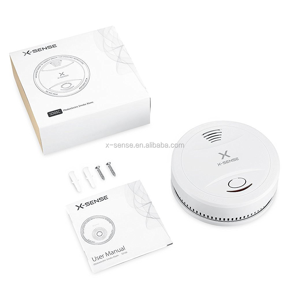 EN14604 Standalone Smoke Detector <strong>10</strong> years Photoelectric CE certified fire <strong>alarm</strong> smart wifi cigarette smoke detector <strong>alarm</strong>