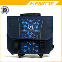 cool small Japanese style trolley school bags for boys