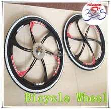 bicycle Magnesium alloy gas wheel / bicycle Mag wheel