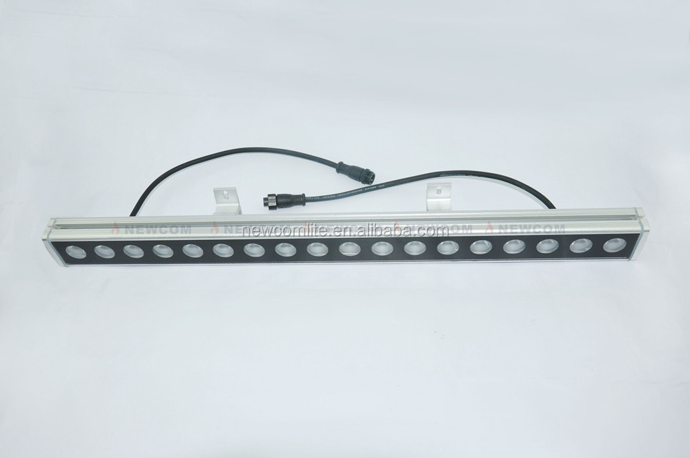 High quality IP67 30w dmx rgb led exterior building lights CE