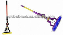 HQ523 V-style sponge PVA mop Zhejiang,China plant,w/ adjustable handle
