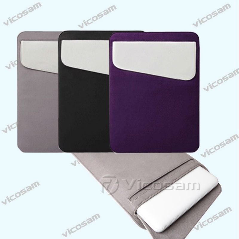 Universal Soft pouch PU Leather sleeve Case for Tablet PC 7""