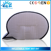 Blue Springs Manufacture Customized Models Advertising inflatable tent
