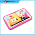 7inch kids Christmas toys tablet pc dual core dual camera ! kids tablet pc !