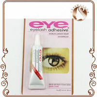 Professional Korean Fast Dry Strong Black Eyelash Extension Glue