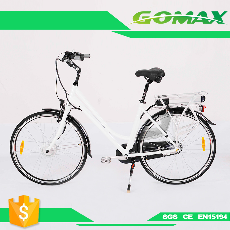 City bike style Brushless 36V 250w 8FUN motor for electric bicycle