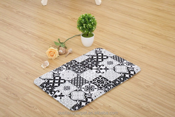 Printed factory wholesales floor carpet