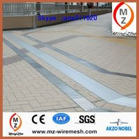 sale galvanized steel drain grate,floor gully grating manufacuture