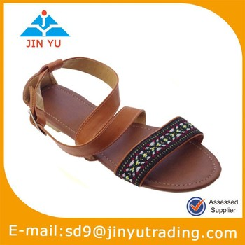 fashion casual lady sandals