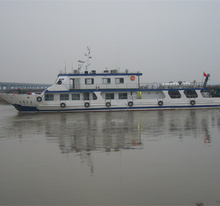200seats Steel Tourism Passenger Boat for sale