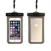 Free sample universal mobile phone carry bag waterproof cell phone case mact all smartphone