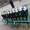 6 rows tractor mounted garlic seeder sweet potato planting sowing machine
