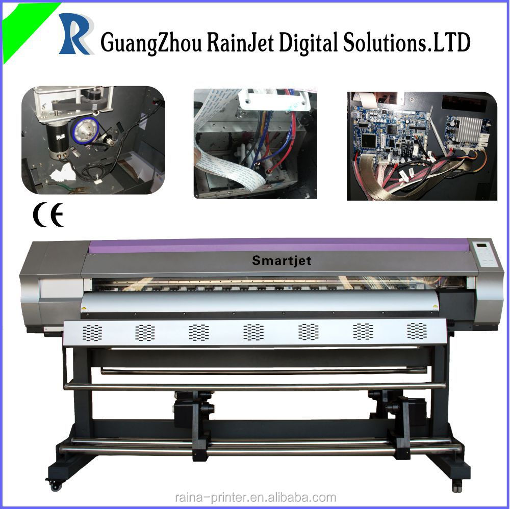 Best price wall window car pvc vinyl sticker printing machine for sale