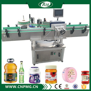 Electric Driven Type Self-adhesive labeling machine/wine bottle labeling machine