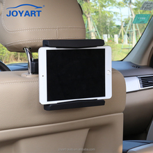 New headrest secure back seat mount stand universal tablet holder for car