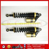 KCM428 motorcycle rear shock absorber (assembly 41cm, down hole 37.5cm) down the hole shock absorbers