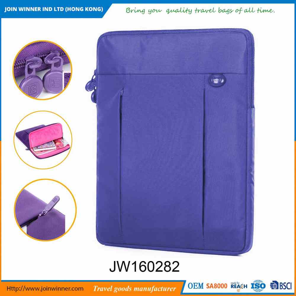 Mini Neoprene Laptop Sleeve With Handle for Sale