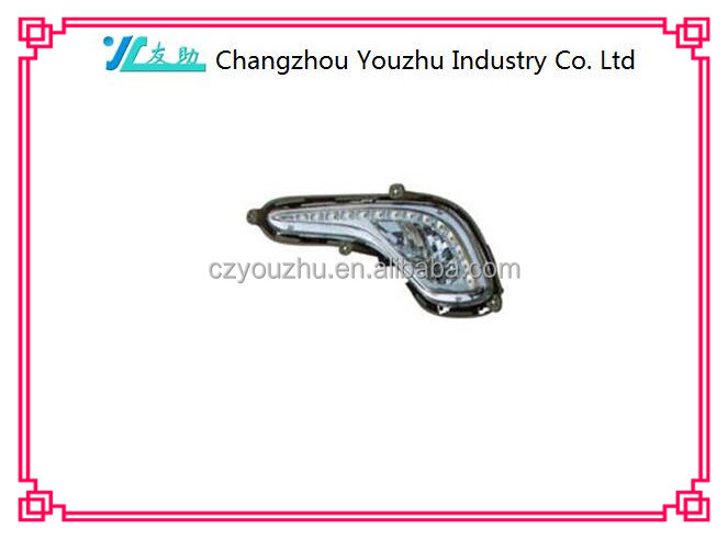 2012 accent fog light,fog lamp for hyundai accent