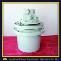 PC50 PC55 mini excavator final drive,travel motor,reduction case,gearbox assy TM06