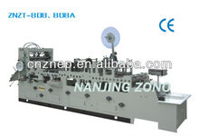 ZNXF-808 Pocket envelope making machine with peeling and sealing