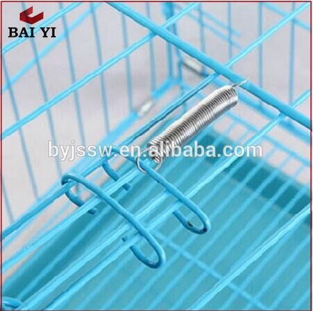 welded wire mesh large dog cage / dog run kennels / dog run fence
