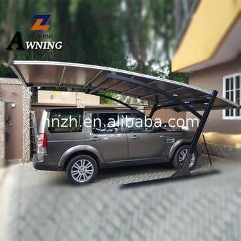 The multifunctional motorhome awnings portable garage caravan with low price