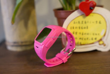 2016 Best Selling Mini GPS Kids Security Watch Sim Card GPS Watch For Children