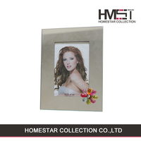 Hot new products for 2016 picture glass photo frame