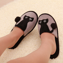 Proofing boy new models gentleman men soft kitty slippers