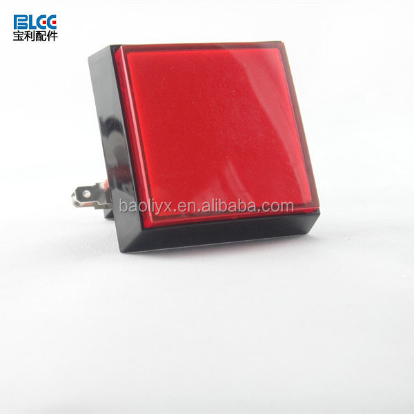 Good quality game machine accessories touch micro push button switch
