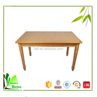 Bamboo Kitchen Table and Chair