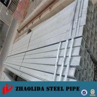 Top product structural aluminum rectangular hollow section