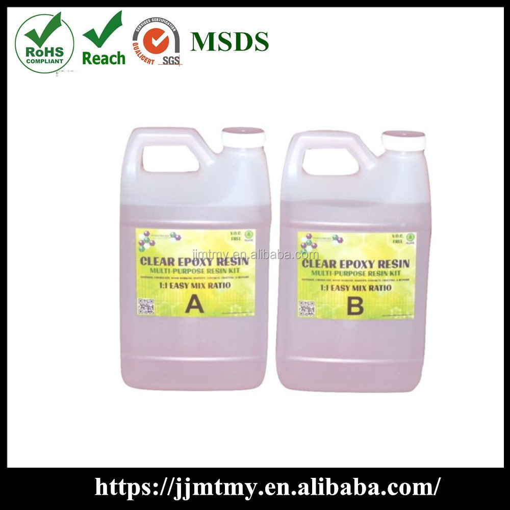 Good Quality A B Heat Resistance Epoxy Glue for Granite