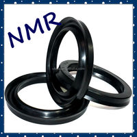 black rubber Y shape o ring for mechanical seal