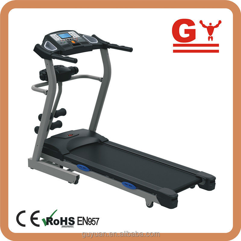 2016 fitness equipment on sale with auto incline with massage, sit-up, twister