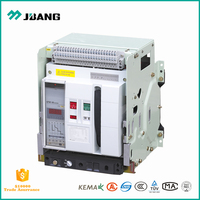 50Hz 3p 1000a air circuit breaker for substation