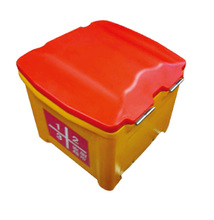 KJB-W01 MOTORCYCLE FOOD DELIVERY BOX, INSULATED BOX, REAR BOX