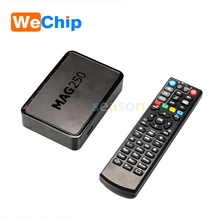 Plastic case tv box mag 250 Linux IP TV Box MAG250 HD Mini Pc mag250 ip tv box mag250