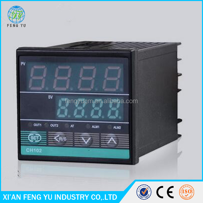 Intelligent temperature controller digital PID temperature regulator CH temperature control instrument