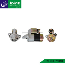 Starter motor for 1RZ Toyota for Toyota 4Runner Toyota Hiace 12V 28100-75010