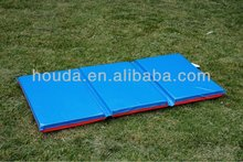 Children's educational indoor soft play mat, kid's outdoor foldable plastic mat