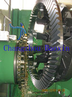 crown wheel cutting for gear box