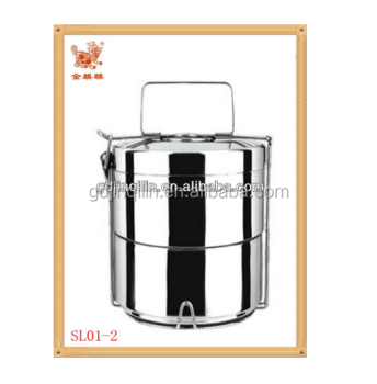 keep warm container storage tiffin box stainless steel for wholesale