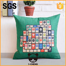 new famous hand made printed chevron sofa cushion covers can be customized