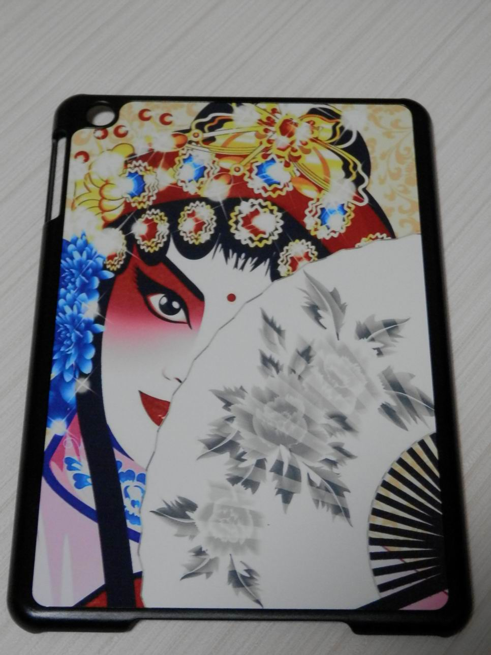 sublimation PC protective cover for ipad mini1/2/3